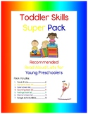 Toddler Skills Super Pack: Recommended Read Alouds for You