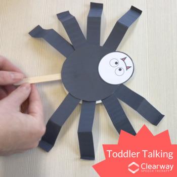 Toddler Talking - Spider Play