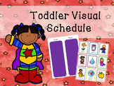 Toddler {Visual} Schedule