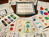 Busy Book Binder: Toddler and Preschool Early Learning Activity Book