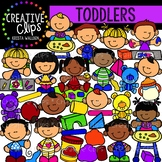 Toddler and Preschool Clipart {Creative Clips Clipart}