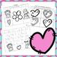 Toddler and Preschool Valentine's Day Bundle