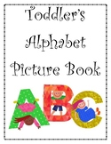 Toddler's Alphabet Picture book