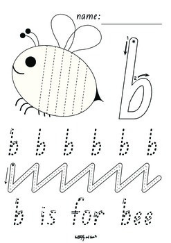 Toddler tracing worksheets