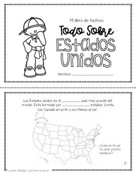 """Todo Sobre America"" Booklet"