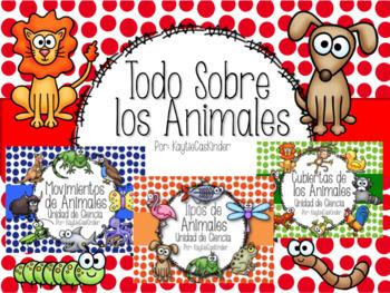 Todo Sobre Los Animales
