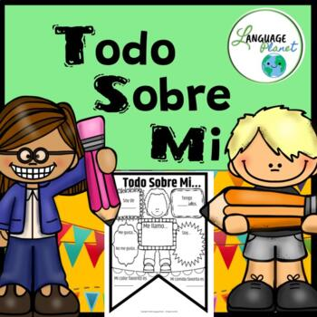 SPANISH - Todo Sobre Mi (All About Me)