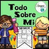 SPANISH - Todo Sobre Mi (All About Me)