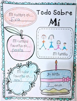 Todo Sobre Mi/ All About Me