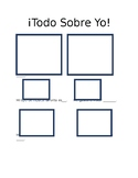 Todo Sobre Yo! All About Me! Spanish activity