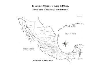 Todo acerca de México.
