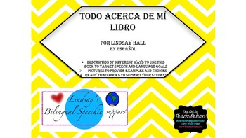 Todo acerca de mi (All About Me): Spanish Biographical Questions