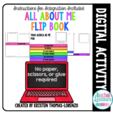 Todo acerca de mí Flip Book {DIGITAL}