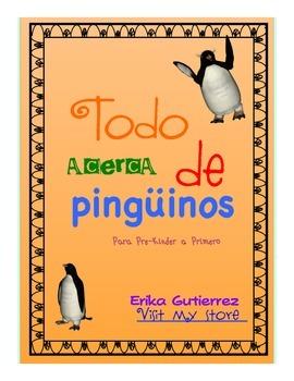 ¡Todo acerca de pingüinos!