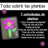 Todo sobre las plantas (Spanish)