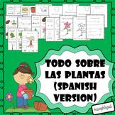 Todo sobre las plantas (flor, plantas, arbol) (english version in my store too!)