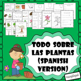 Todo sobre las plantas (flor, plantas, arbol) (english version in my store too!)