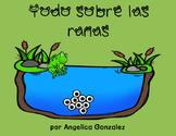 Todo sobre las ranas (All about frogs SPANISH)