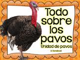 All about Turkeys Todo sobre los pavos