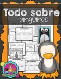Todo sobre los pingüinos: A Nonfiction Resource Pack
