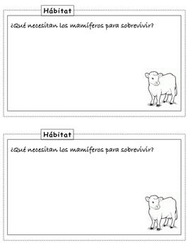 Todo sobre mamiferos/All about mammals