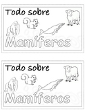 Todo sobre mamiferos/All about mammals