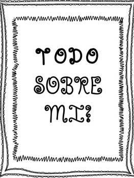 Todo sobre mi (All about me)