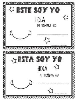"Todo sobre mi "" all about me """