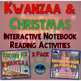 Together for Kwanzaa with The Nutcracker in Harlem Interactive Notebook 2 Pack
