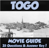 Togo Movie Guide (2019)  *Available on Disney Plus*