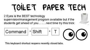 Toilet Paper Technology 1