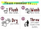 Toilet Signages