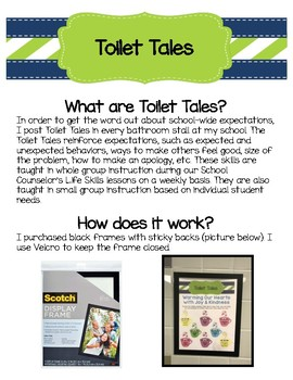 Toilet Tales - 10 Ways to Make and Keep Friends