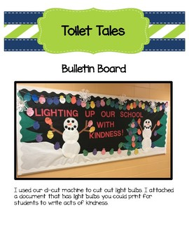 Toilet Tales - Lighting Up Our School With Kindness