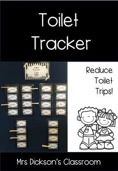 Toilet Tracker Management System - EDITABLE