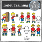 Toilet Training (JB Design Clip Art for Personal or Commer