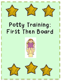 Potty Training Visual Support