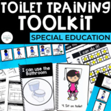 Toilet / Potty Training Toolkit for Special Ed: Adapted Books, Visuals, Rewards