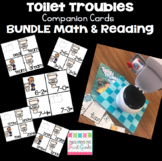Toilet Troubles- Bundle- Math and Reading