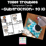 Toilet Troubles Subtraction to 10