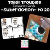 Toilet Troubles Subtraction to 20