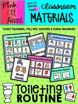 Toileting Routine: Schedules and Visuals
