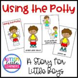 Toileting Story for Little Boys