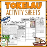 Tokelau Activity Sheets Reading and Writing Activities