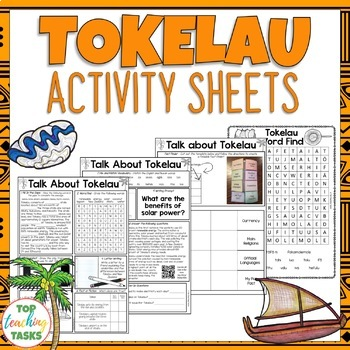 Tokelau Reading and Writing Activities
