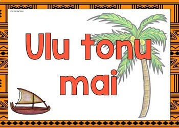 Tokelau Greetings Introductions Farewells Classroom Display Posters