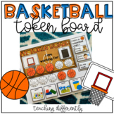 Basketball Token Board