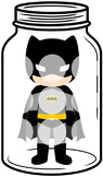 Token Board - Batman Jar