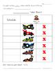Token Board Anger Management Chart - Anger/Keeping Calm - Race Car Theme