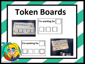 Token Board Behavior Management Strategy